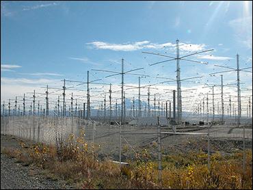 HAARP antenna array