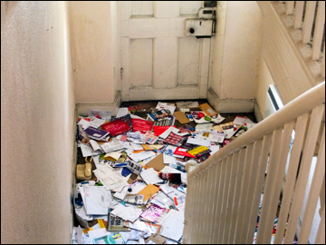 Junk mail delivered to your door. Credit: Ant Jackson via Flickr
