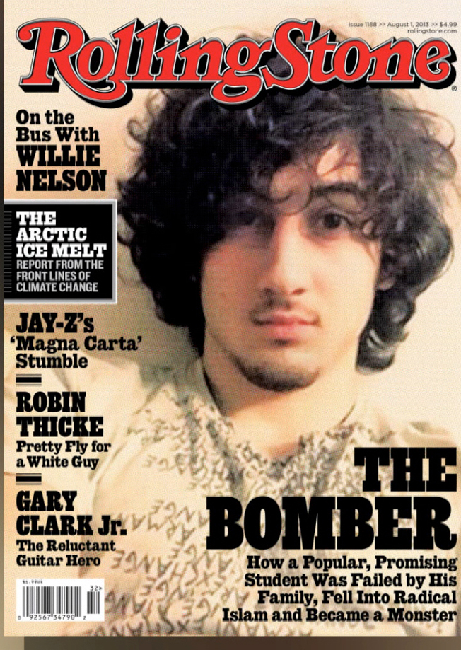Rolling Stone - August Issue