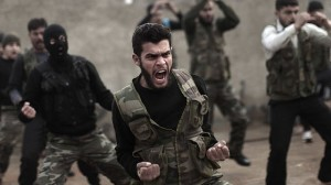 Photo: Spider Toot via Flickr Syrian militants attend a training session in Idlib, Syria, Dec. 17, 2012