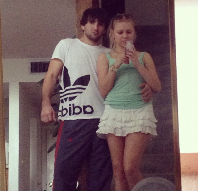 Todashev and Gruzdeva