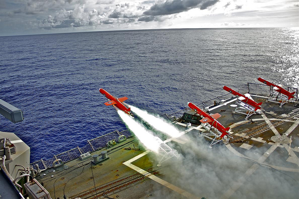 Photo: Official US Navy Page via Flickr.