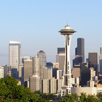 Seattle skyline from the Kerry Park Viewpoint. Credit:  dherrera_96 via Flickr