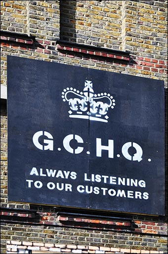 One of the few government agencies that listens.  Credit:  George Rex via Flickr