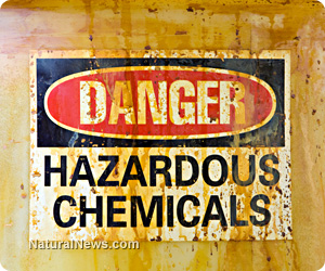 Danger-Sign-Hazardous-Chemicals