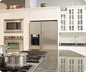 Kitchen-Stove-Oven-Countertop
