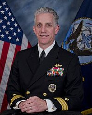 (http://www.navy.mil/) - Rear Admiral Bruce F. Loveless, Director of Intelligence Operations.