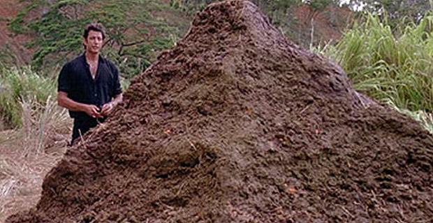 Scene from Jurassic Park.