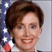 Rep. Nancy Pelosi (D-CA) likes to pass bills without even reading them.