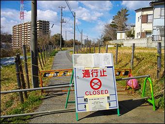 A radioactive hotspot detected in Kashiwa city was found to be linked to Fukushima.