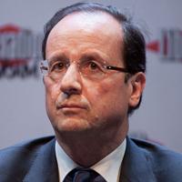 French president François Hollande is a socialist. Credit: Matthieu Riegler via Wikipedia