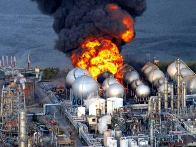 Fukushima-Daiichi-Nuclear-Plant