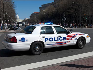 MPDC is the primary law enforcement agency for the District of Columbia. / image: Flickr, cliff1066