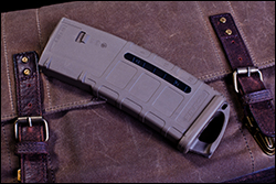 Magpul is a company well known for utilizing user-configurable modules in its products. Credit: Joe Cereghino via Wiki