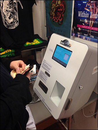 Bitcoin ATMs have already popped up in Europe. Credit: wstryder via Flickr
