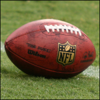 NFL made a charitable contribution of one-one hundredth of its annual income. Credit: pdaphoto via Flickr