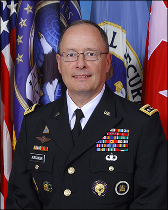NSA Director Keith Alexander claims he cares about Americans' privacy.