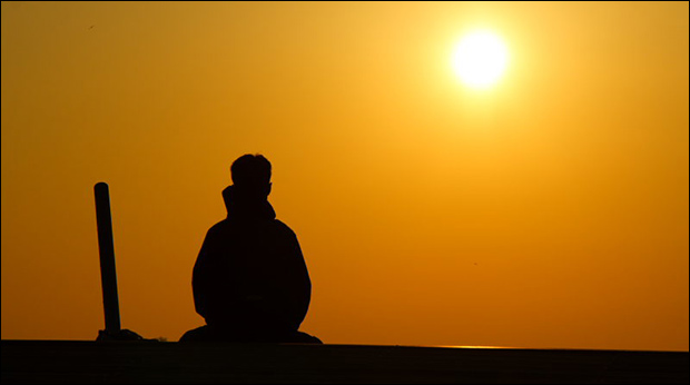 Meditation leads to faster recovery from stress, according to report. Credit: skyseeker via Flickr