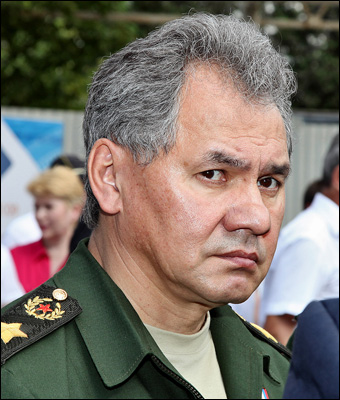 Although Russia has  cooperated with hackers in the past, Defense Minister Sergey Shoygu now wants to recruit them outright. Credit: Vitaly V. Kuzmin