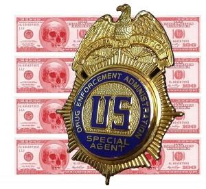 Image: DEA Blood Money (U.S. Open Borders)