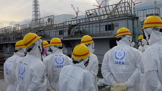 AFP Photo / TEPCO