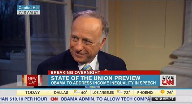 "Iowa Rep. Steve King on CNN's ""New Day."""