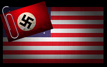 """Under 'Project Paperclip,' the U.S. government recruited Nazi scientists for """"postwar intelligence purposes."""""""