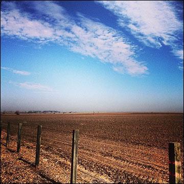 California drought / Image via Flickr, tanyaboza