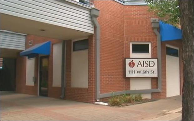 Austin Independent School District's Carruth Administration Center building. / Image: KEYE