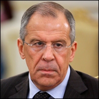 Sergey Lavrov has served as the Foreign Minister of Russia since 2004. Photo: premier.gov.ru