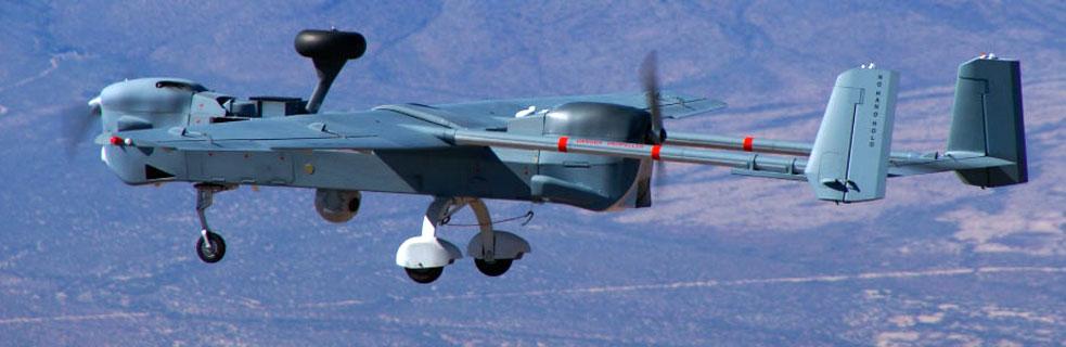 MQ-5B drone. Photo: Northrop Grumman
