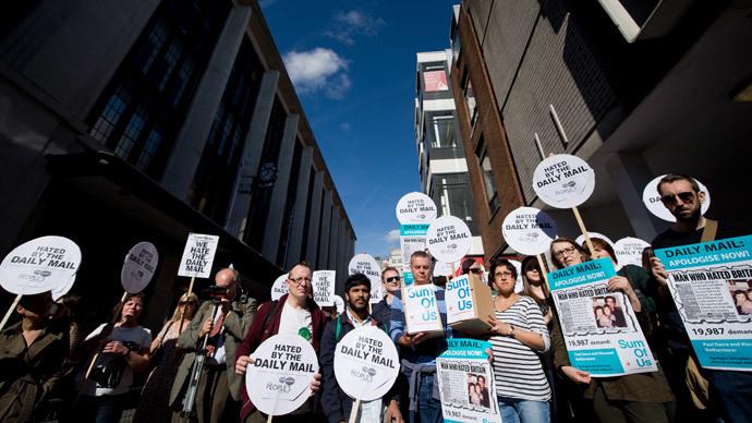 AFP Photo / Leon Neal, via RT.com