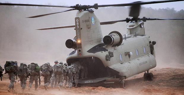 Credit: soldiersmediacenter / Flickr