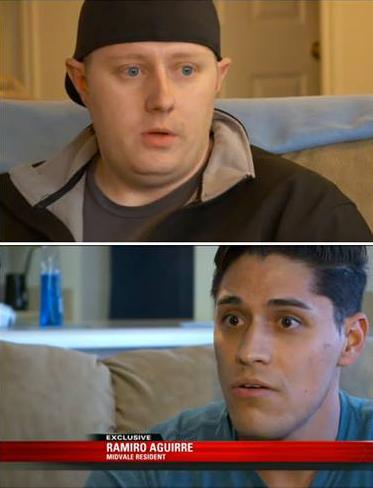 Image: Rommates Explain Police Encounter (Fox13now.com).