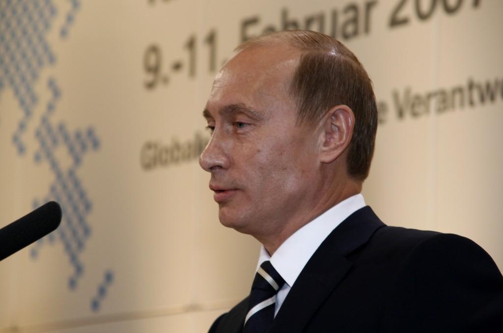 Russian President Vladimir Putin. Photo: Antje Wildgrube via Wikimedia Commons