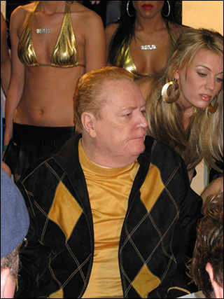 "Larry Flynt says he just wants to ""free all the neurotics"" / Photo: J C, Flickr"