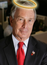 Billionaire Bloomberg was NYC mayor from 2001 to 2013.