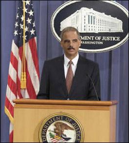 Attny. Gen. Eric Holder