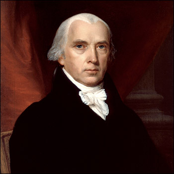 """James Madison: """"The powers delegated by the proposed Constitution to the federal government are few and defined."""""""