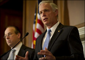 Wisc. Sen. Ron Johnson
