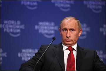 Vladimir Putin - World Economic Forum Annual Meeting Davos 2009