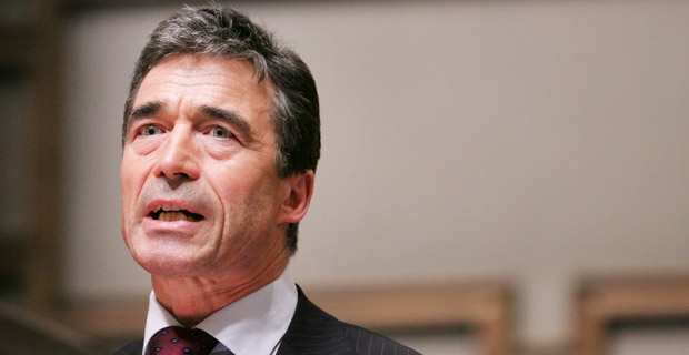"NATO boss Rasmussen promised the measures will go into effect  ""straight away"" and ""more will follow, if needed, in the weeks and months to come."" Photo: Magnus Fröderberg under Creative Commons"