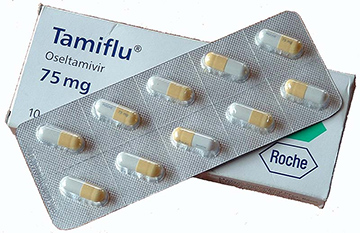 In 2006, the FDA amended the Tamiflu warning label to include the possible side-effects of delirium, hallucinations, or other related behavior.