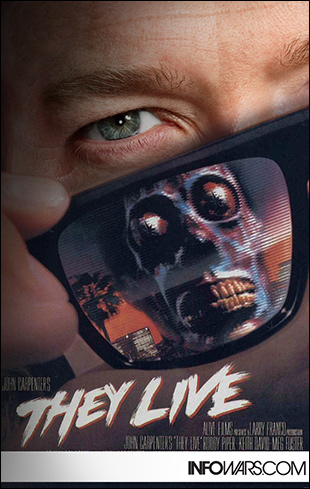 They Live Trailer 2014