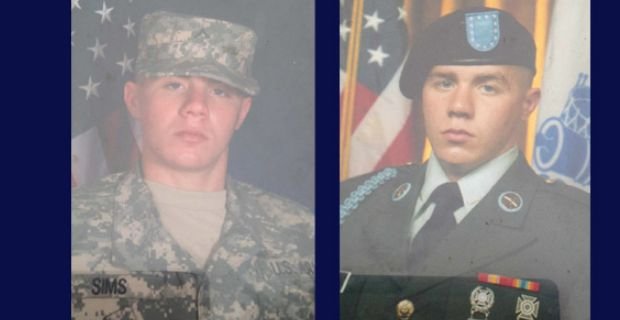 Family photos of Sgt. Isaac Sims. / Credit: KCTV