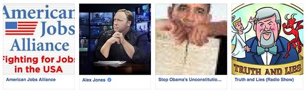 Jerad Miller's Facebook likes include Alex Jones.