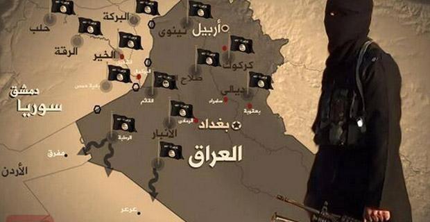 ISIS propaganda video capture shows plan to move into Jordan.
