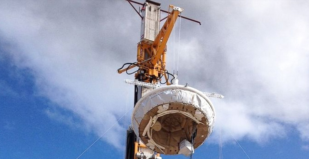 NASA's 'Flying Saucer' Readies for First Test Flight