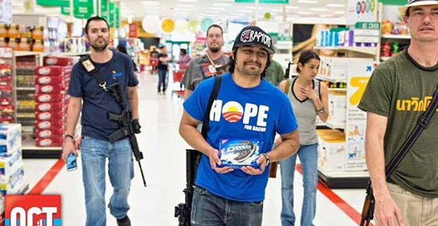 Open Carry Texas, Facebook