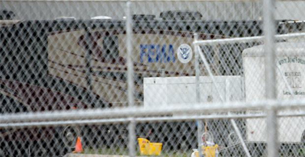 Secret FEMA Camp Discovered to House Illegal Flood